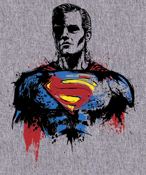 Qwertee: Return of Krytonian