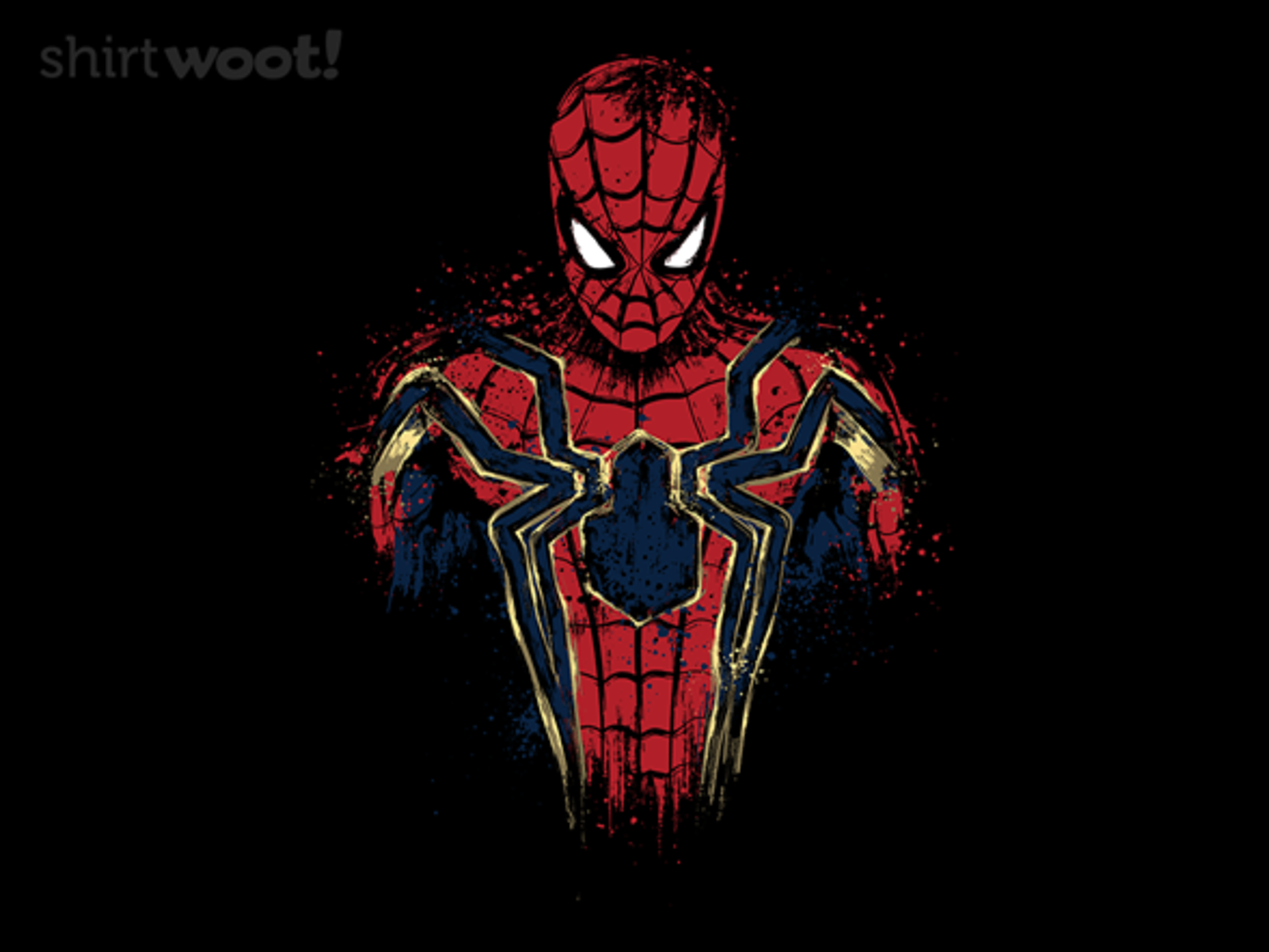 Woot!: Infinity Spider