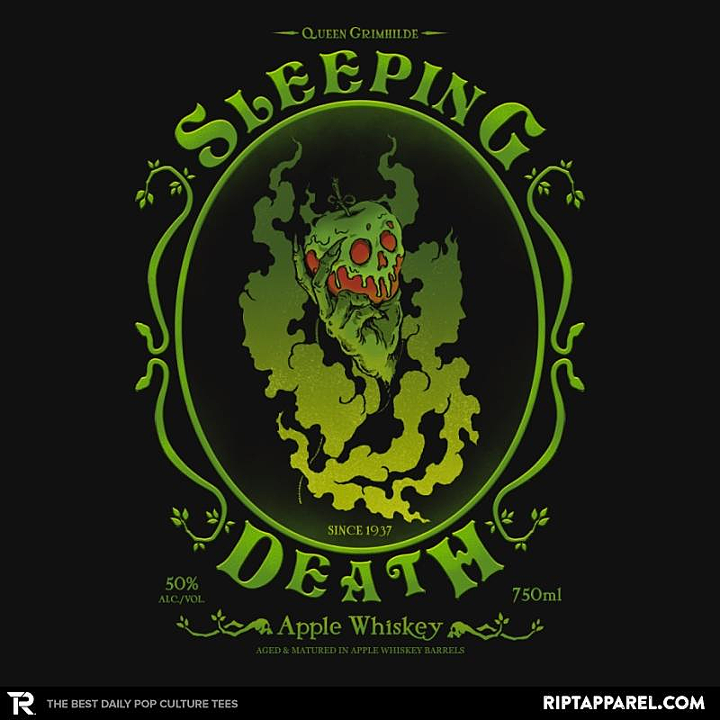 Ript: Sleeping Death Whiskey