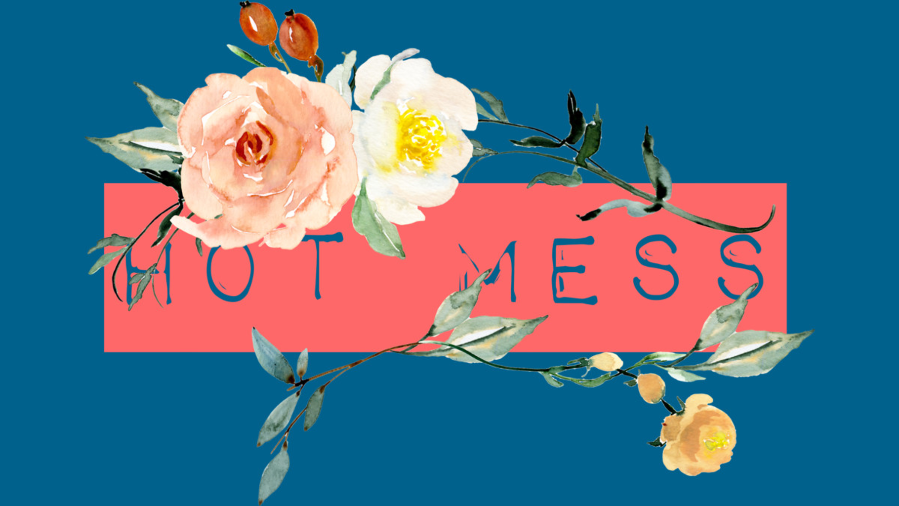 Design by Humans: HOT MESS!