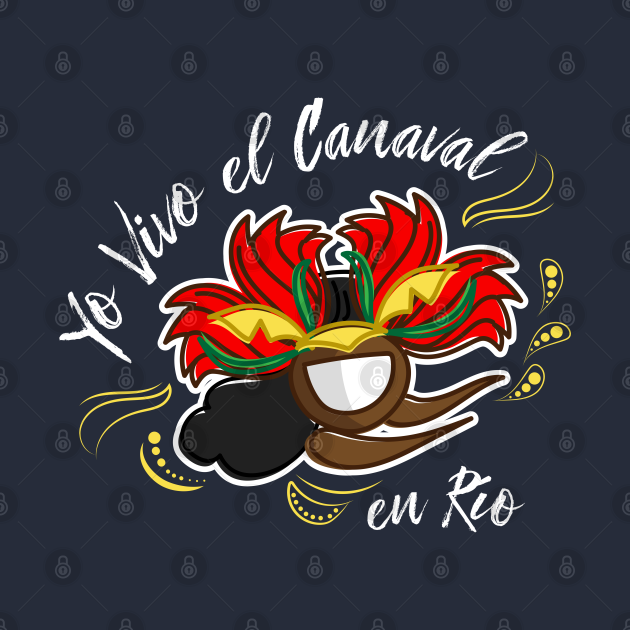 TeePublic: Garota dacing in Carnival