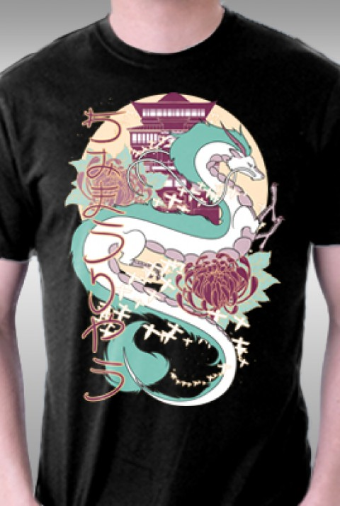 TeeFury: Dragon Of The River