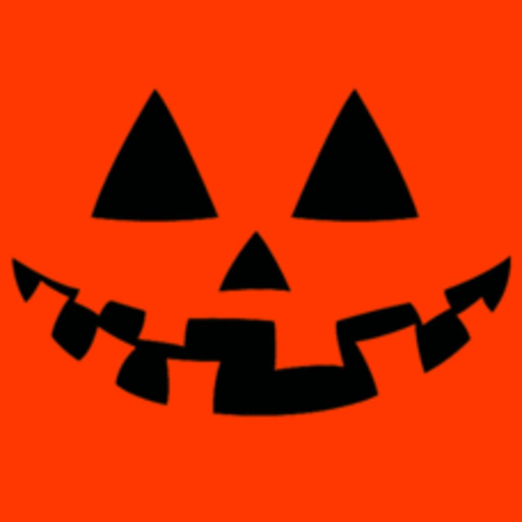 Textual Tees: Jack-O-Lantern