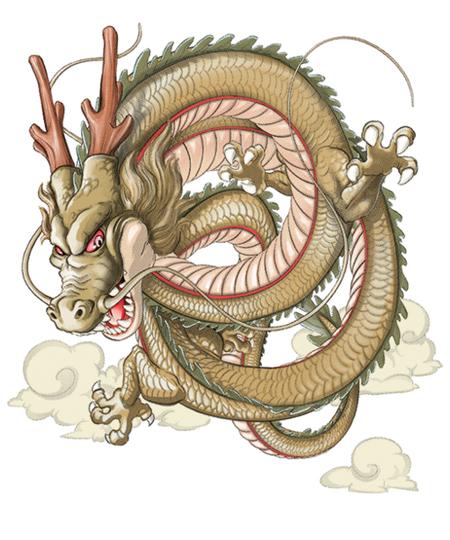Qwertee: DragonTee