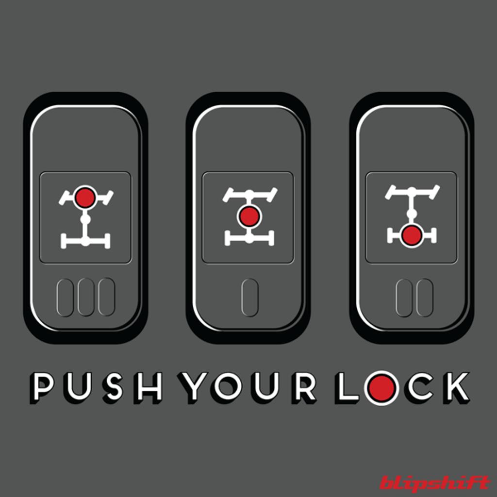 blipshift: Push Your Lock