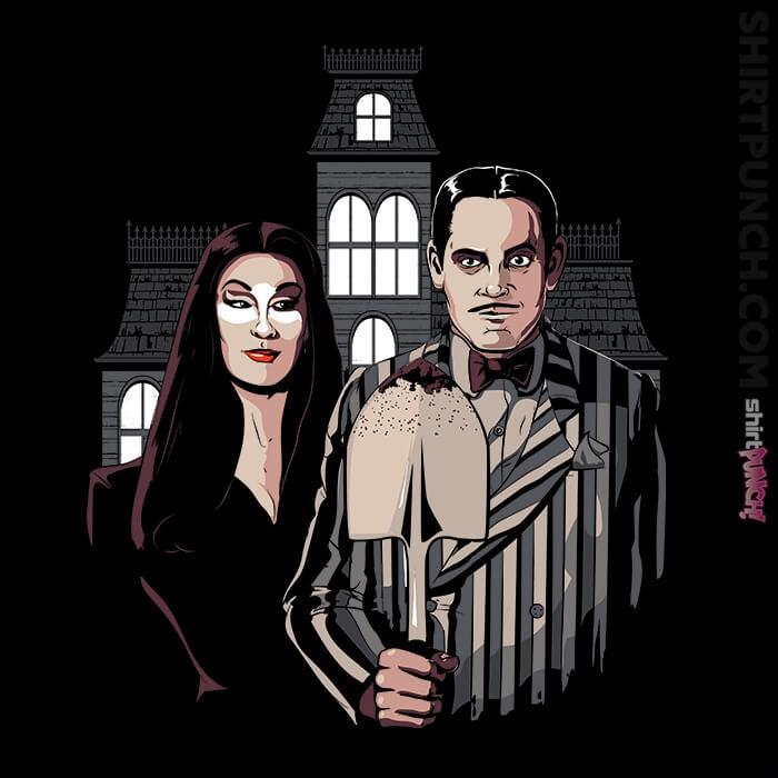 ShirtPunch: American Spooky
