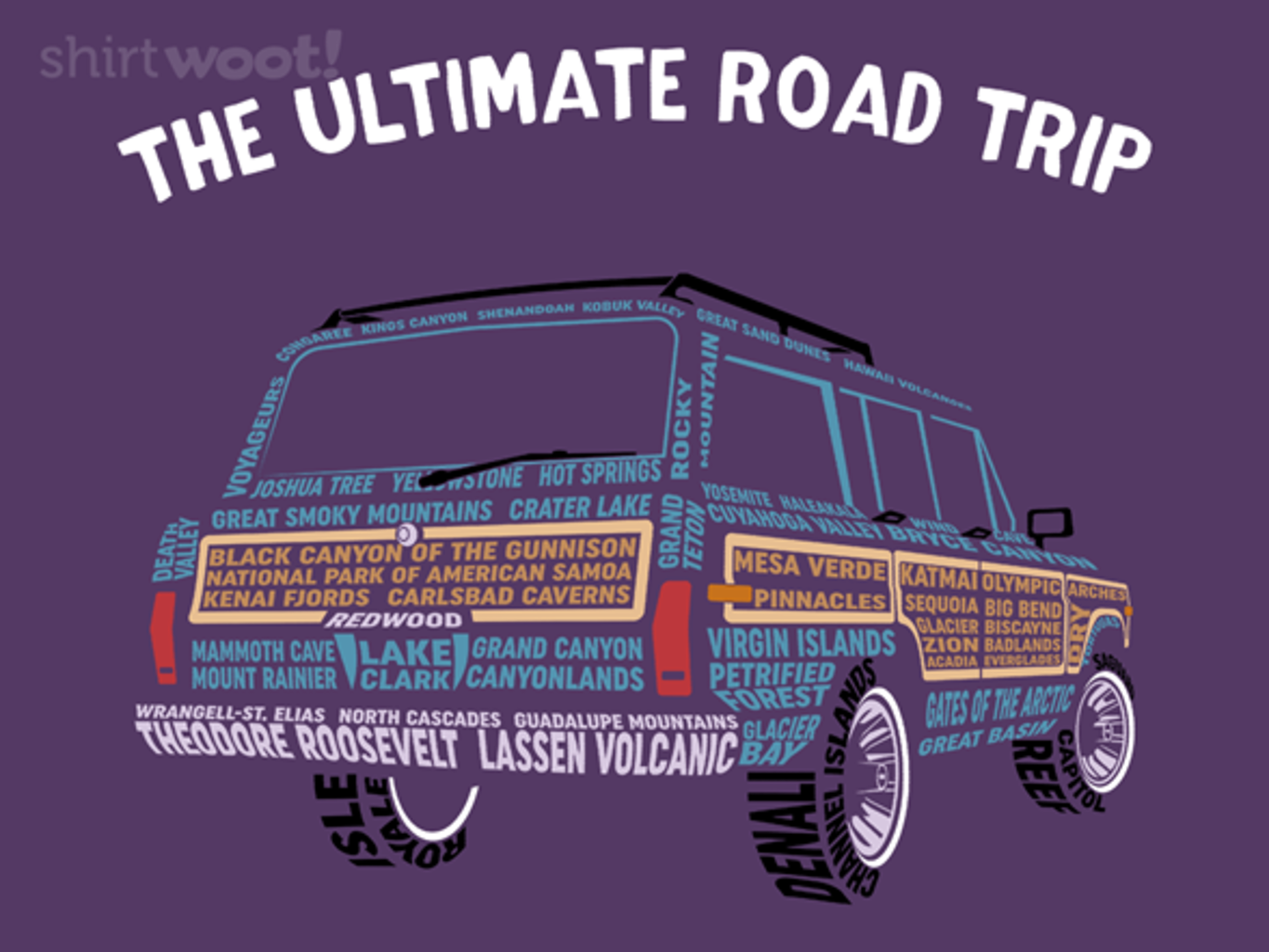 Woot!: The Ultimate Road Trip