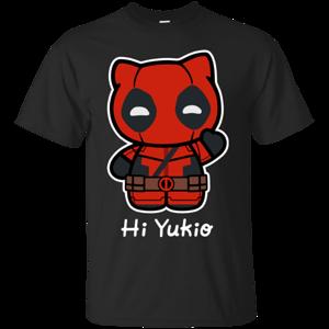 Pop-Up Tee: Hi Yukio
