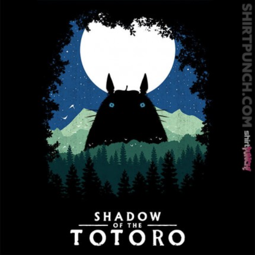 ShirtPunch: Shadow of the Totoro