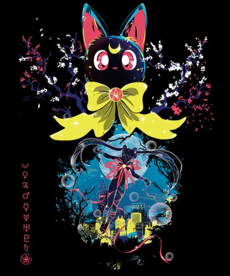 Qwertee: Sailor Transformation