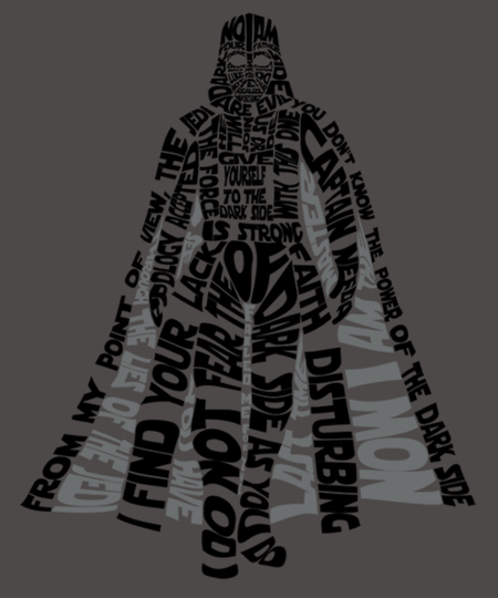 Qwertee: Dark Lord