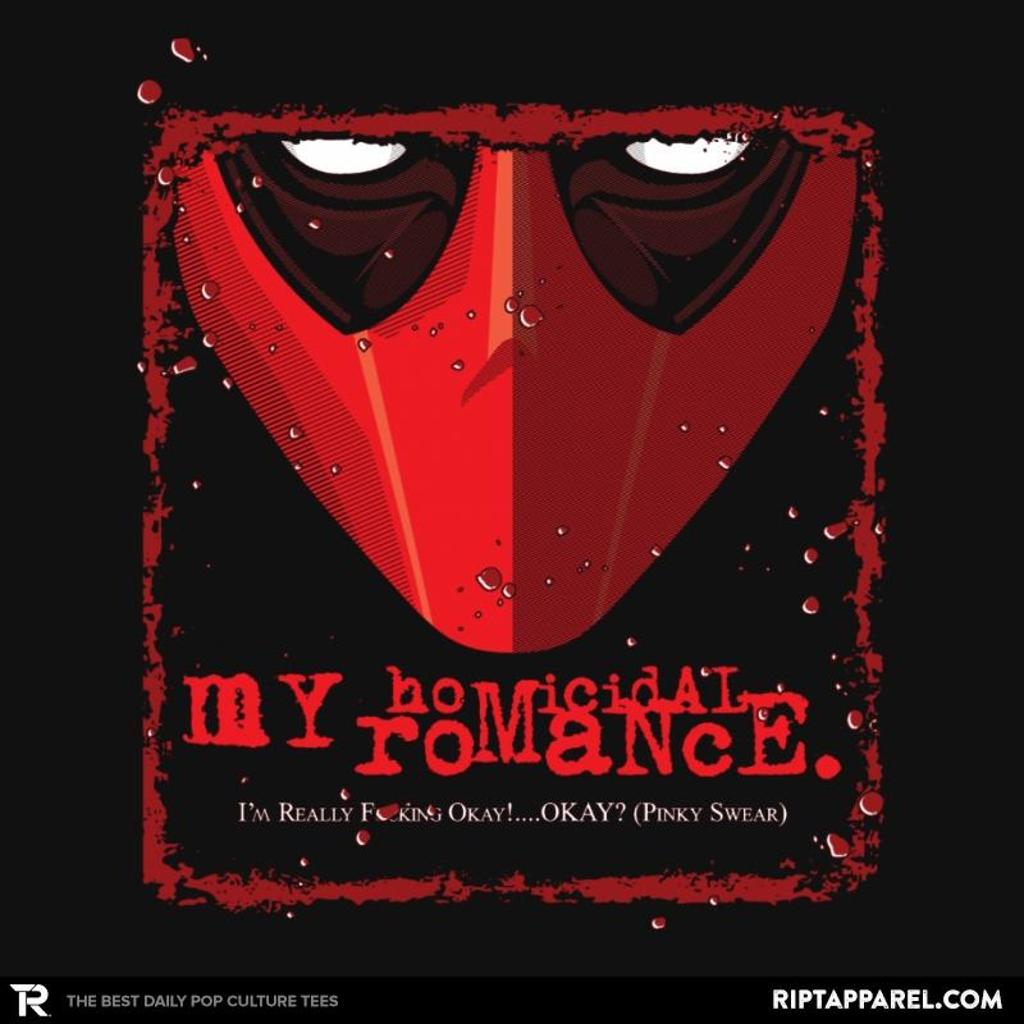 Ript: My Homicidal Romance