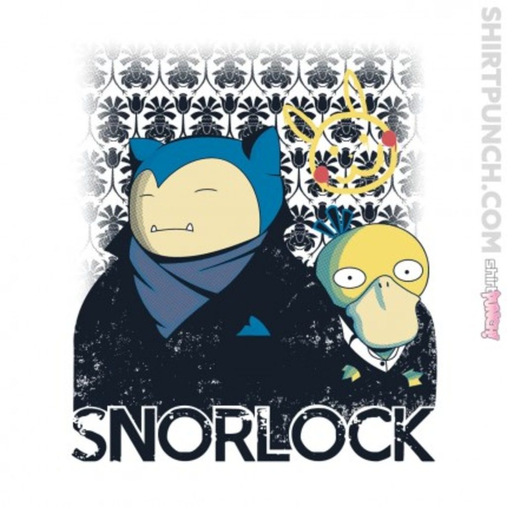 ShirtPunch: Snorlock