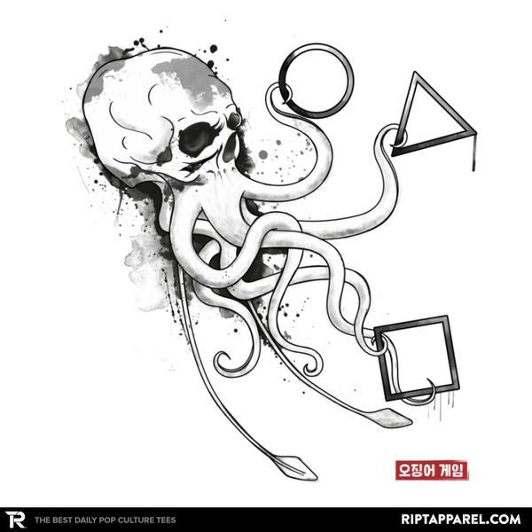 Ript: Death Squid