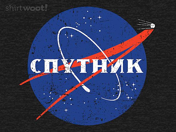 Woot!: Vintage Sputnik