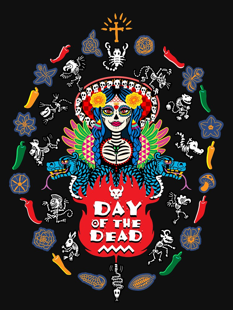 RedBubble: Day of the Dead!