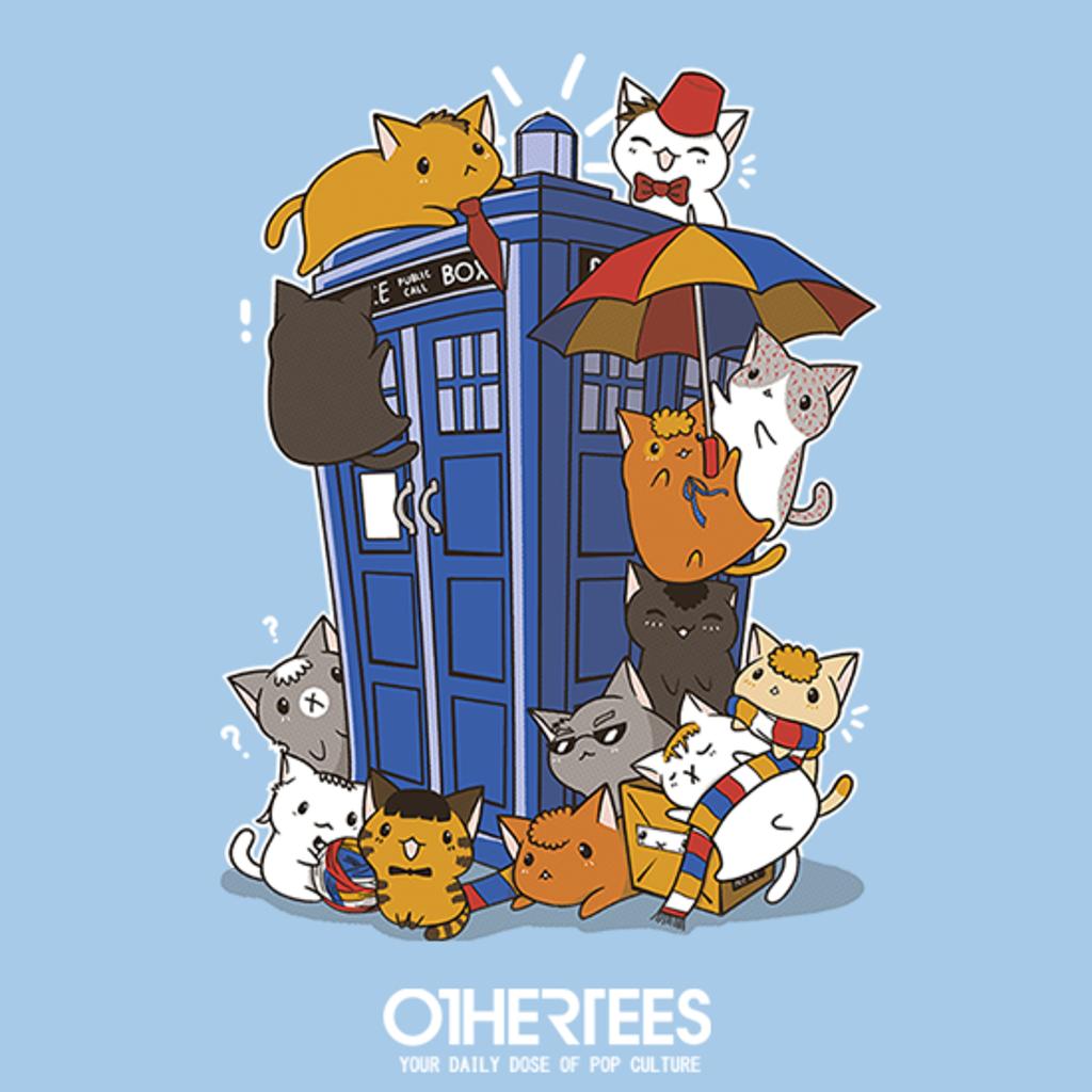 OtherTees: Kitten Who