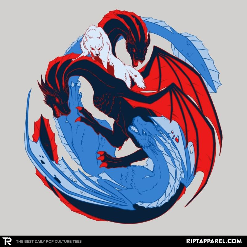 Ript: The Dragon and the Wolf
