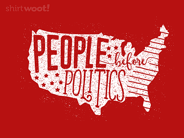 Woot!: People Before Politics