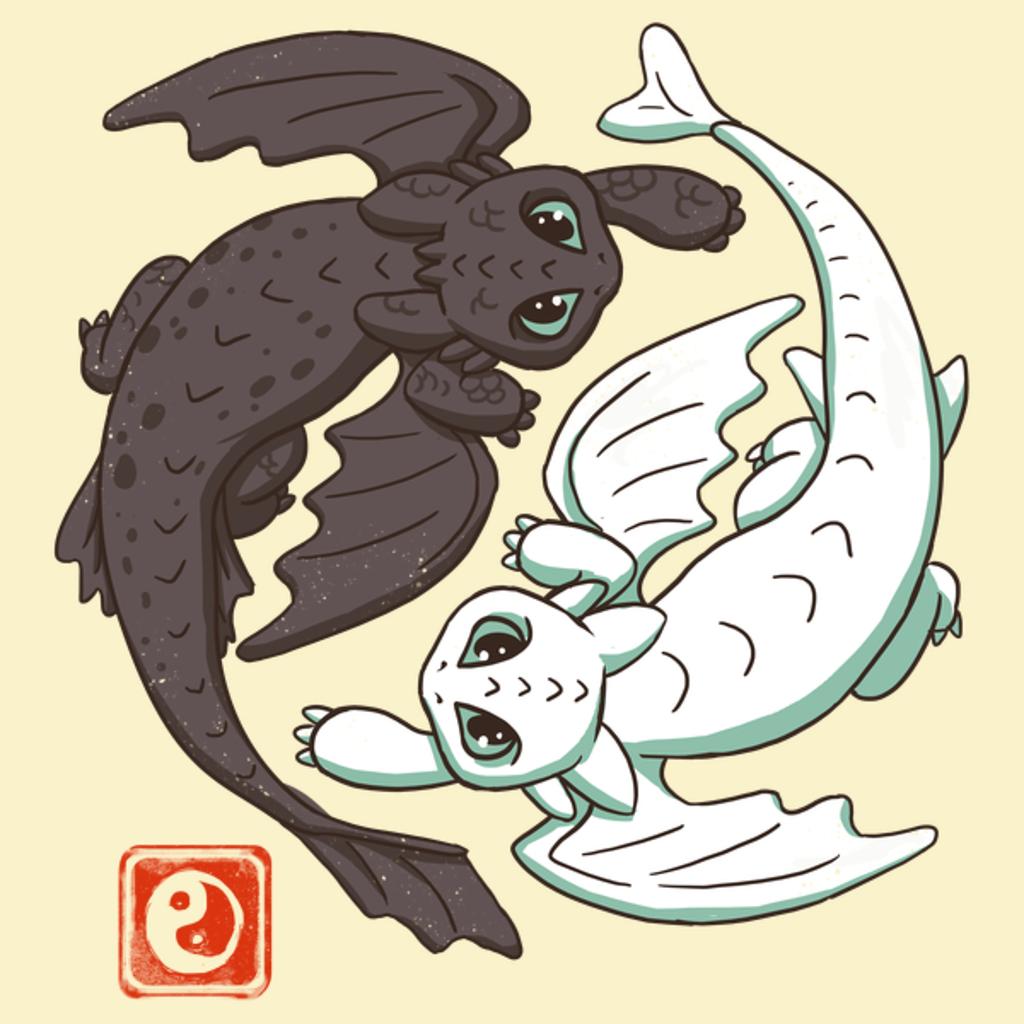 NeatoShop: Yin Yang Dragons