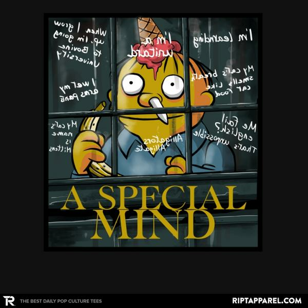 Ript: A Special Mind