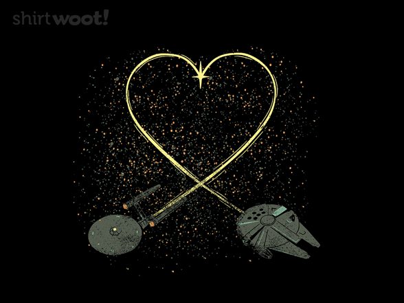 Woot!: Wars Love - $15.00 + Free shipping