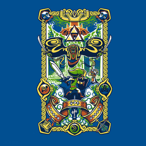 The Yetee: LAST CHANCE: Triforce Restored