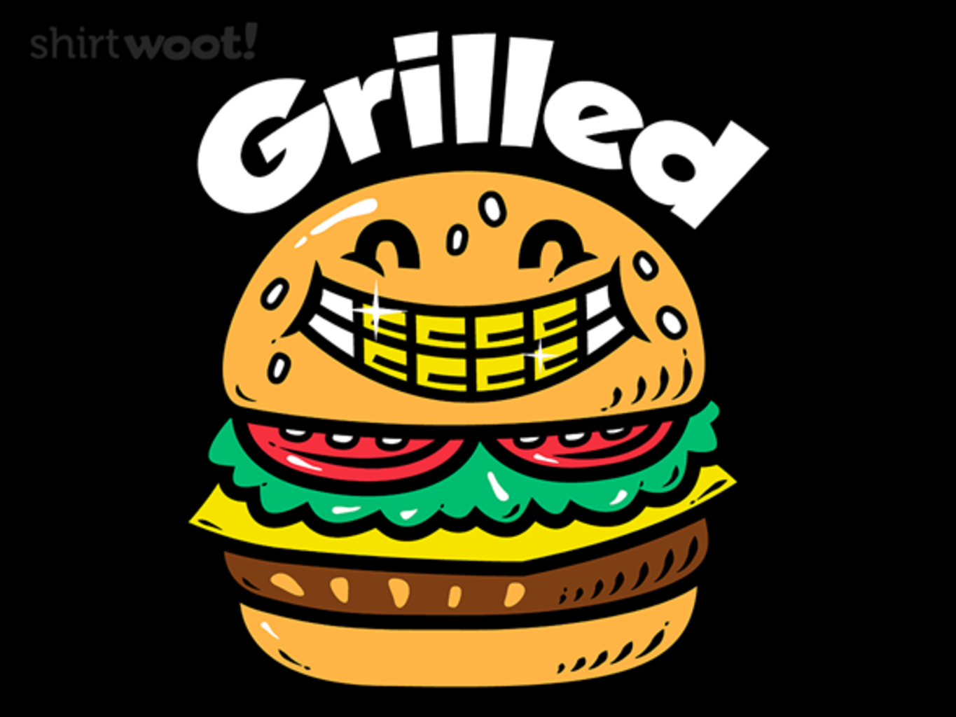 Woot!: Grilled