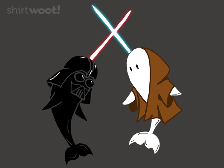 Woot!: Narth Vader vs. Obi-Whal