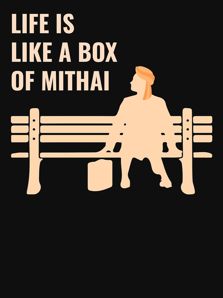 RedBubble: Desi Mithai