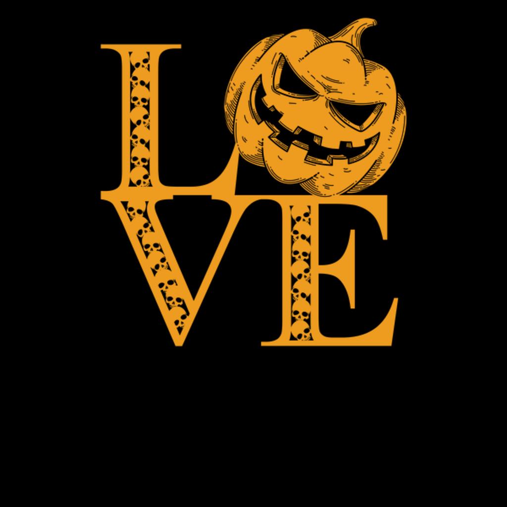 NeatoShop: LOVE HALLOWEEN
