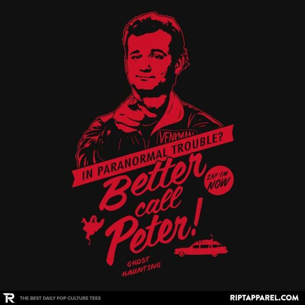 Ript: Better Call Peter