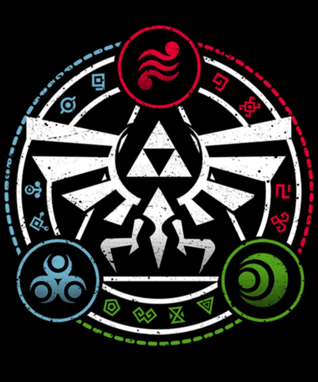 Qwertee: Triforce