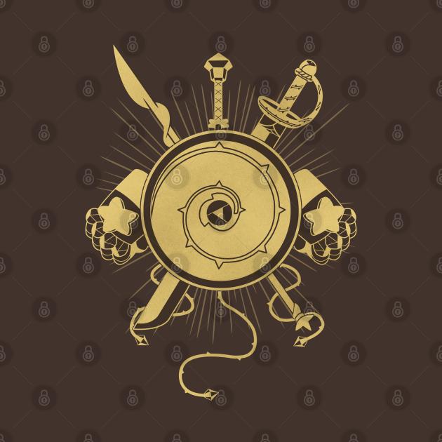 TeePublic: Gems Weapons