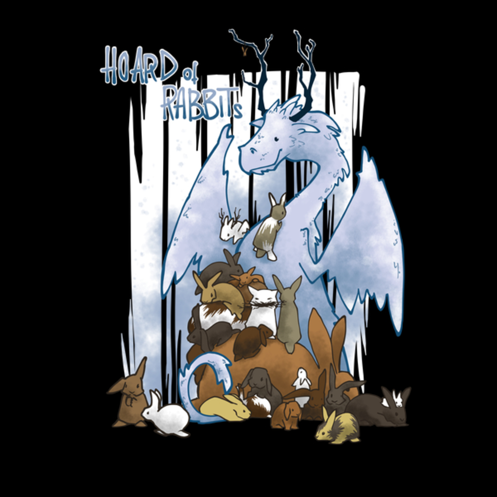 NeatoShop: Hoard of rabbits