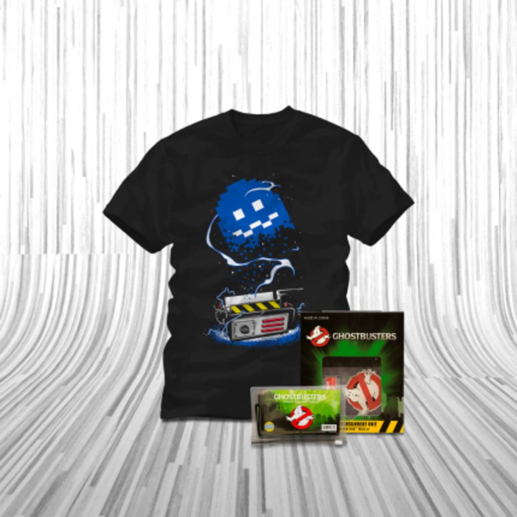 ShirtPunch: Bustin on the Move Bundle