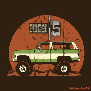 blipshift: High 5