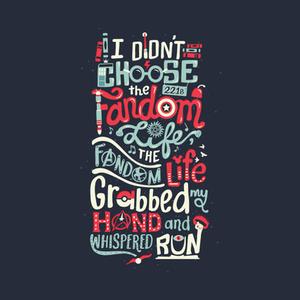 TeePublic: Fandom life