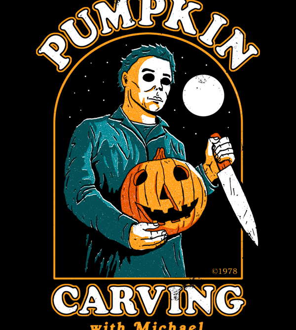 teeVillain: Pumpkin Carving