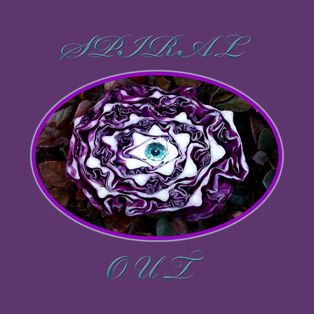 TeePublic: Spiral Out
