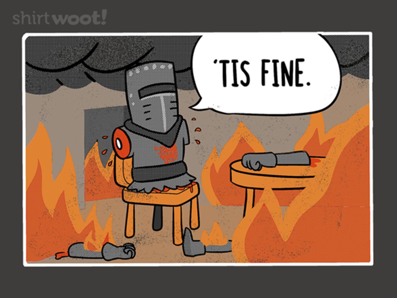 Woot!: Tis Fine