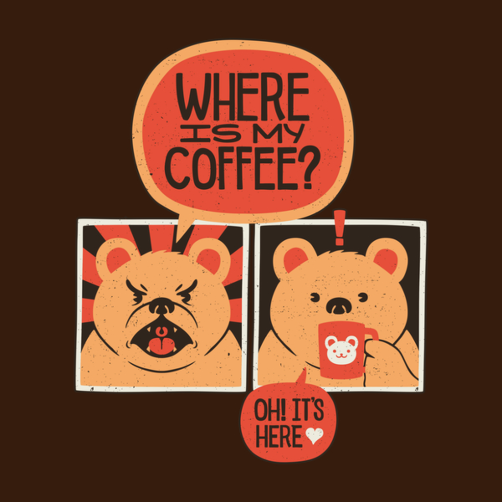 NeatoShop: Where is my Coffee
