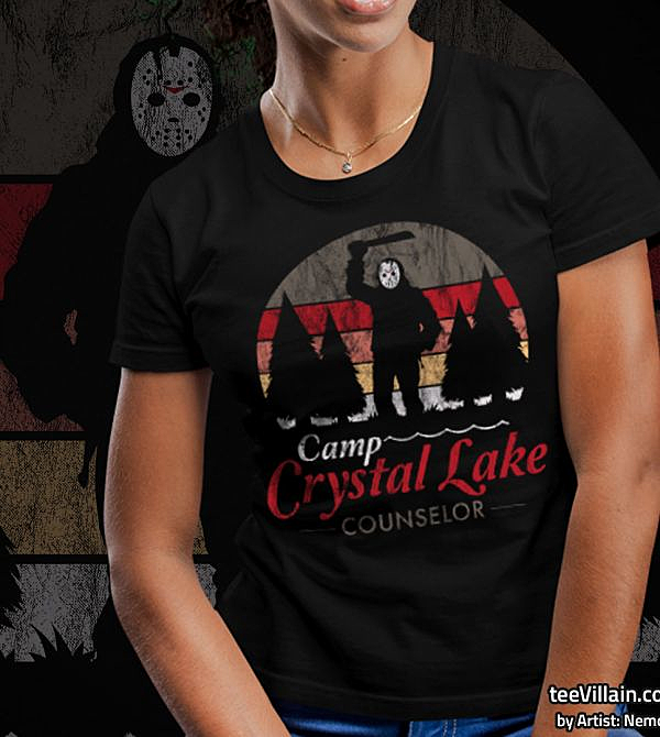 teeVillain: Camp Counselor