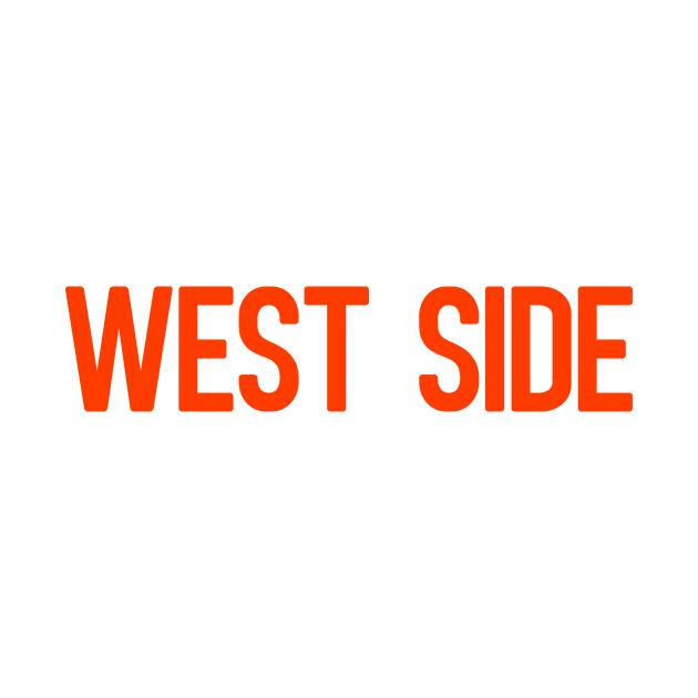 TeePublic: West Side