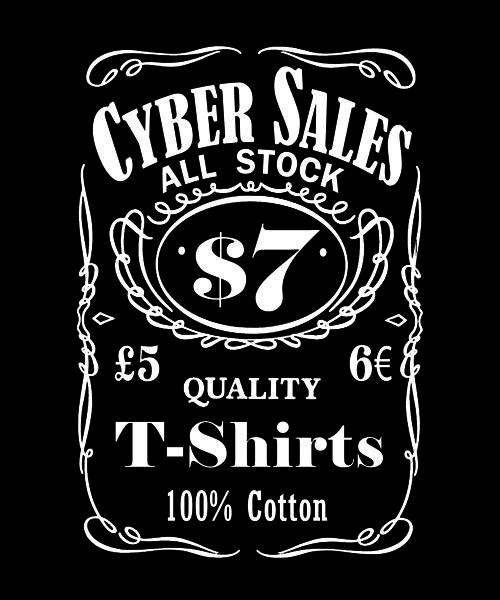 EnTeeTee: €6 Cyber Sale