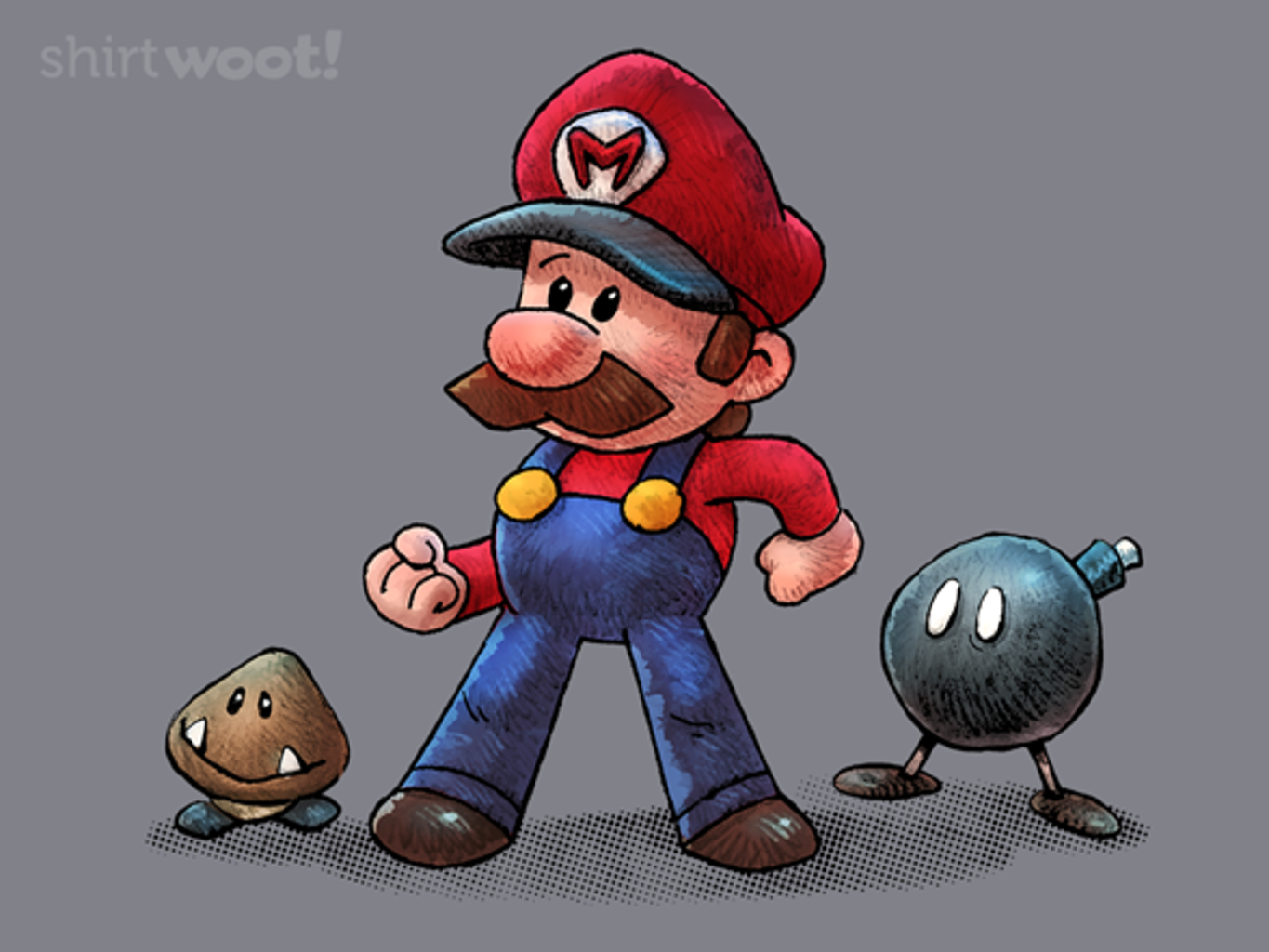 Woot!: Mighty Plumber