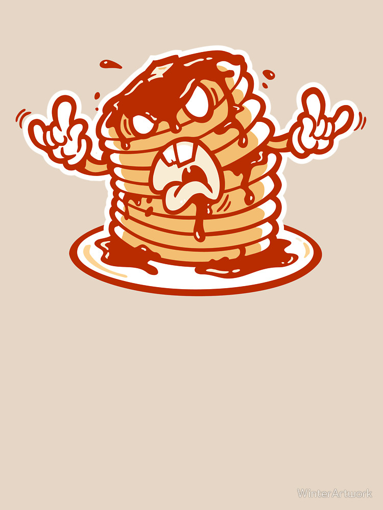 RedBubble: Mr Pancakez
