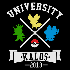 Pop-Up Tee: University Kalos