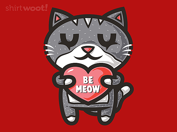 Woot!: Be Meow