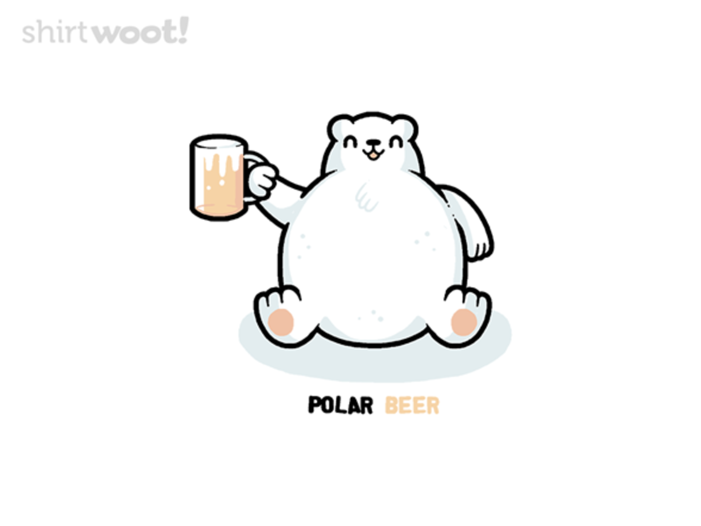 Woot!: Polar Beer - $8.00 + $5 standard shipping